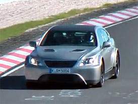 Lexus LS TMG Edition: Velký japonský sedan s 478 kW