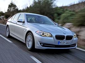 BMW 5: České ceny čtyřválcových turbo-motorů