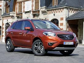 Renault Koleos: První jízdní dojmy
