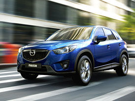 Video: Mazda CX-5 � Nov� SUV v pohybu