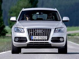Audi Q3, Q5 a A5: Nové motory a převodovky