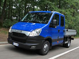 Iveco New Daily: S novým designem a motory