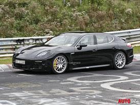 Spy Photos: Porsche Panamera – Příď po vzoru nové 911