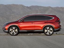 Video: Honda CR-V – Design konceptu nové generace