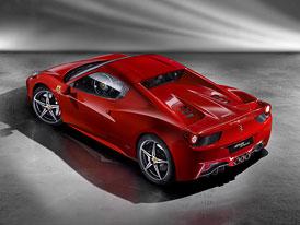 Ferrari 458 Spider: Otevřená Italia za 226.800 eur (přes 5,5 milionu Kč)