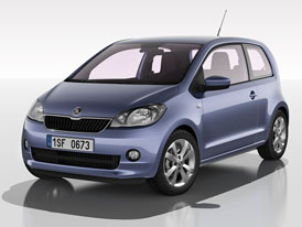 Škoda Citigo: Mini z Bratislavy