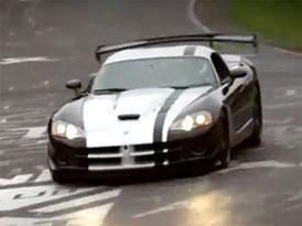 Dodge Viper SRT 10 ACR: Nový rekord na Ringu (video)