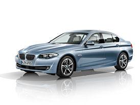 BMW ActiveHybrid 5: Hybridní šestiválec umí 250 kW, 450 Nm a 7 l/100 km