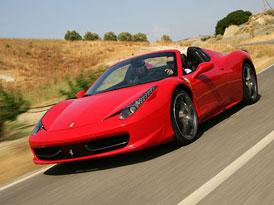 Italská automobilka Ferrari loni zažila rekordní rok