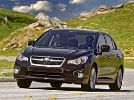 Subaru Impreza (2012) dostane nov� boxer 1,6 l