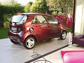 Mitsubishi i-MiEV 2012: Modernizace elektro-mi(ci)ni