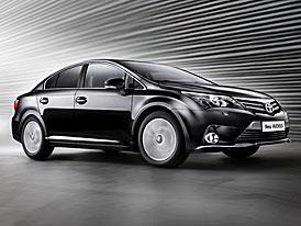Video: Toyota Avensis – Sedan s novou tváří