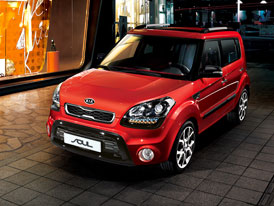 Kia Soul (2012): Facelift dorazil do Evropy
