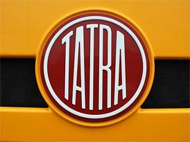 Tatra loni snížila ztrátu na 158 mil. Kč