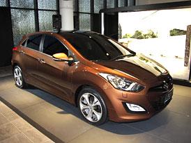 Nový Hyundai i30: Česká premiéra