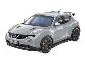 Nissan Juke-R: Mocn� eR se u� R�suje (video)