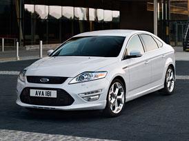 Ford Mondeo Econetic: 2161 km na jednu nádrž