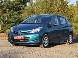 Garáž Auto.cz: Toyota Yaris 1,33 Dual VVT-i - Co vás zajímá?