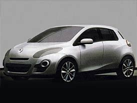 Renault p�edstav� v Indii nov� model
