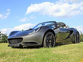 Moje.auto.cz: Lotus Elise Club Racer – Nižší váha, více výkonu