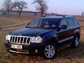 Moje.Auto.cz: Jeep Grand Cherokee – Majitelé hodnotí velkého indiána