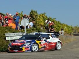 Francouzská Rally 2011 – Doma vítězí Ogier, technika zradila Loeba