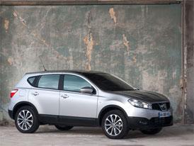 Nissan Qashqai: Benzinová 1,6 (86 kW) za 379.900,- Kč