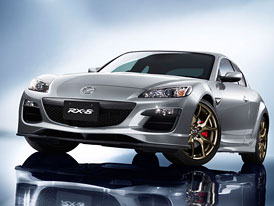 Mazda RX-8 Spirit R: Poslední sbohem