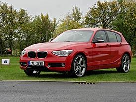 BMW 116i: První kontakt