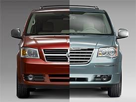 Chrysler a Dodge: Konec dublování modelů