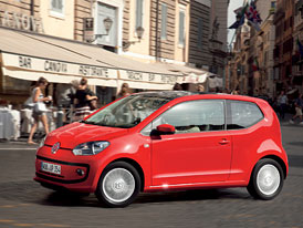 Volkswagen Up!: Nov� fotografie