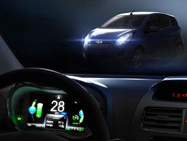 GM bude vyrábět elektrickou verzi malého automobilu Spark