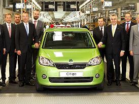 Slovensko letos čeká nový rekord ve výrobě aut