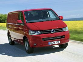 Volkswagen: Růst prodeje lehkých užitkových vozů