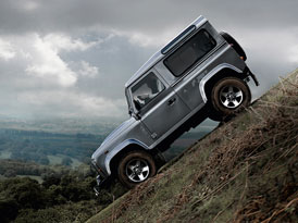 Video: Land Rover Defender 2012 – V terénu i na asfaltu