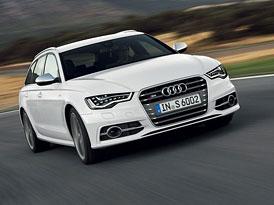 Video: Audi S6 Avant – Nejen pro rychlé stěhováky