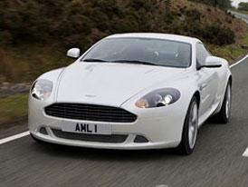 Aston Martin DB9 2012: Sbohem, manuální převodovko