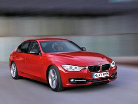 BMW 3 (F30): O devět čísel větší Trojka