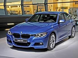 BMW 3 (F30): První statické dojmy