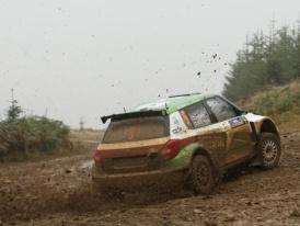 IRC Skotská Rally 2011 – Poprvé vítězí Mikkelsen, Škoda obhájila titul ve značkách
