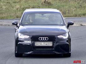 Spy Photos: Audi RS1 quattro - Prototyp už jezdí na Nürburgringu