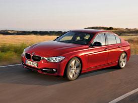 BMW řady 3 (F30): Ceny v Německu začínají na 35.350 euro (883 tisíc Kč)