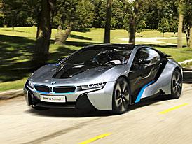 BMW i8: Nové fotografie hybridního supersportu
