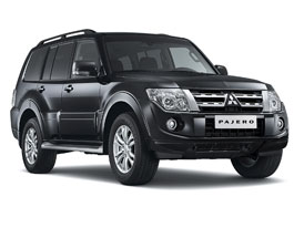 Mitsubishi Pajero (2012): Malý facelift pro velký off-road