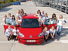 VW Up!: Jak dostat 16 lidí do čtyřmístného mini?
