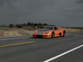 SSC Tuatara: 0-320 km/h za 16 s (video)