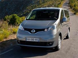 Video: Nissan Evalia – Jízda s novým MPV