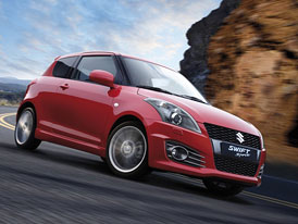 Suzuki Swift Sport: Nov� fotografie
