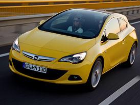 Opel Astra GTC: Velkoplošné čelní sklo i pro novou generaci