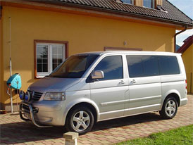 Moje.Auto.cz: Volkswagen Transporter a Multivan